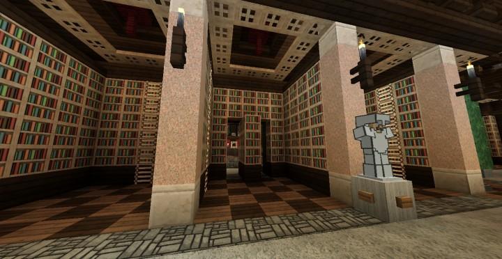 entry to secret room