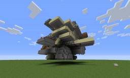 Privateer's Hold Schematic Minecraft Map & Project