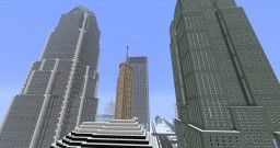 Meepton City Minecraft Map & Project