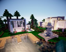 By the Dock of the Bay Minecraft Map & Project