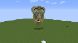 Manly Face (Throws up Projectiles at night) Minecraft Map & Project