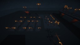 [32BW] How to build a proper street light Minecraft Map & Project