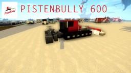 Pistenbully 600 Minecraft