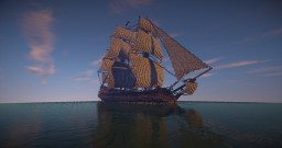 [Ship] - The Emperor - By Mintoc Minecraft Map & Project