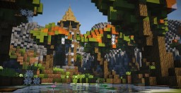 Fall has Arrived  PvP map  + Timelapse Minecraft Map & Project