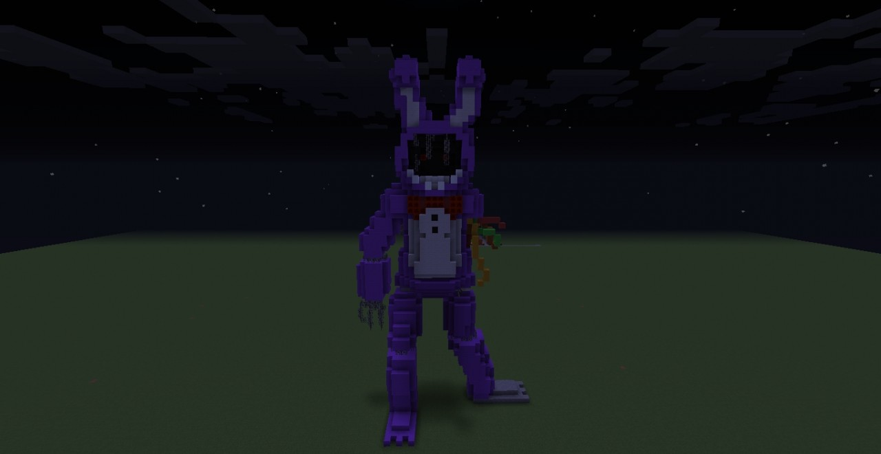 Five Nights At Freddys FNAF 1 2 3 And 4 Character Builds