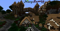 ScarySauce pack 1.11 now 20% more scary! Minecraft