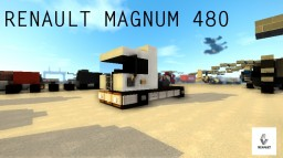 Renault Magnum Minecraft Project