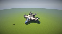 Marvel Project - Quinjet (Avengers/Winter Soldier Variant) Minecraft Map & Project