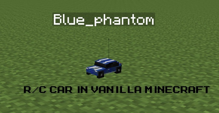 how to make a car in minecraft with command blocks