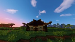 Little house #2 Minecraft Project