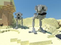 AT DP Walker STAR WARS Minecraft Map & Project