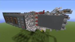 Minecraft Xbox '16 Bit' Analog Computer Minecraft Map & Project