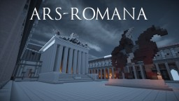 Ars Romana Minecraft Map & Project