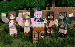 About Teen Girl Skins ~  Down to earth and blunt ~ ♥кเttץ г๏รเє♥ Minecraft Blog Post