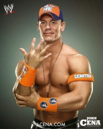 John Cena - Custom World Painter Map Minecraft