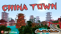 LBS City Los Block Santos, China Town Oriental District PS3/PS4/CONSOLE Minecraft Map & Project