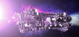 Star Destroyer v-8039 Minecraft Project