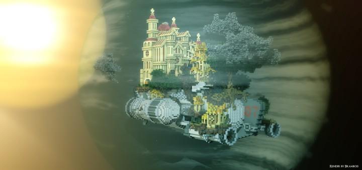 Atmospheric render by bramboss