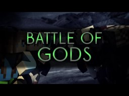 Battle of Gods with only one command block | Vanilla Minecraft Minecraft Project
