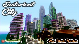 LBS Los Block Santos Eastorient City PS3/PS4/CONSOLE Minecraft