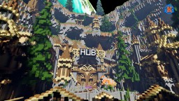 GhostWar Hub Minecraft Project