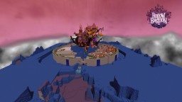 Hollow Bastion/Radiant Garden (Kingdom Hearts II) Minecraft Project
