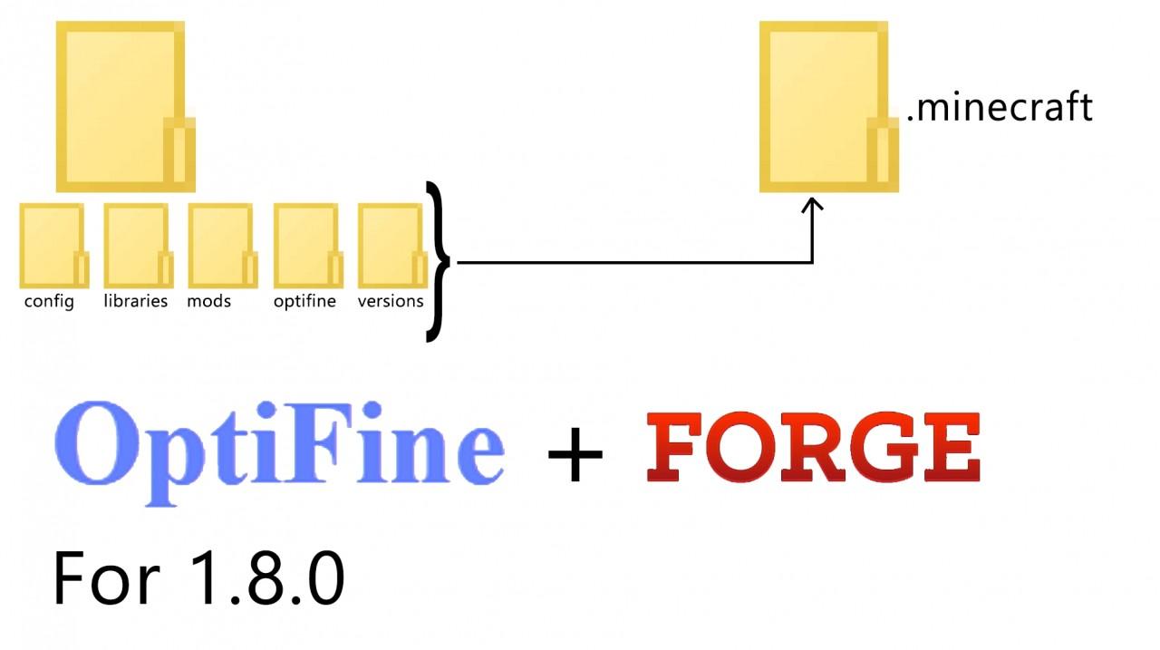 minecraft how to download optifine 1.8 9