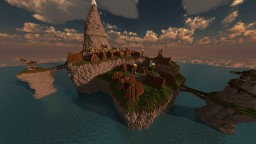 How to Train Your Dragon, isle of Berk Minecraft Map & Project