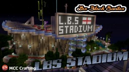 LBS City Los Block Santos Stadium Mini Games Events PS3/PS4/CONSOLE Minecraft Map & Project