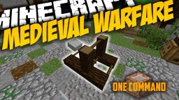 Medieval Warfare in Two Commands (PVP Gamemode) Minecraft