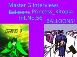 Master G Interviews Princess_Kitopia Minecraft Blog Post