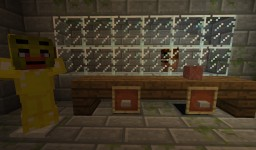 Escape from the horror attraction Minecraft Map & Project