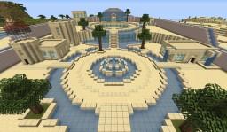[Pokémon XD] Phenac City Minecraft Project