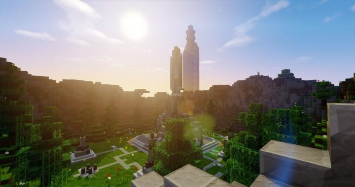 Halo survival game island image 2