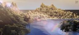 Angel Peaks Minecraft