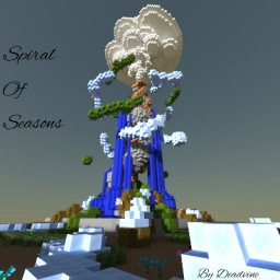 Spiral of Seasons by Deadvine Minecraft Map & Project