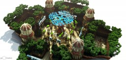 Guardians - CrypticMC Prison Spawn Minecraft Map & Project