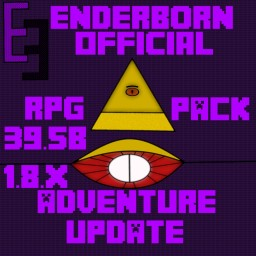 Enderbornplaysmc Official RPG Quest pack 1.8.X  Version: 39.5b Minecraft Texture Pack