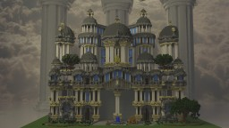 Roman building Qubion Minecraft Project