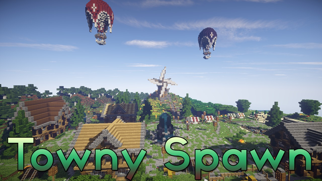 Minecraft Towny How To Go Town Home