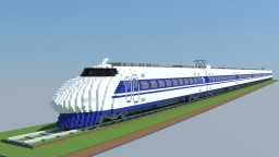100 Series Shinkansen Minecraft
