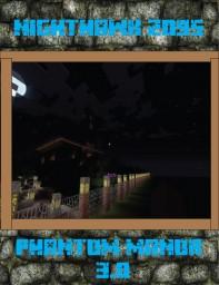 Phantom Manor 3.0! Minecraft Map & Project