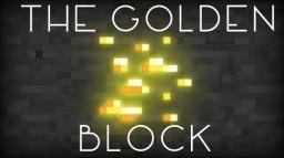 The Golden Block. Minecraft