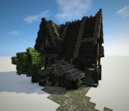 Craftman's WorkShop [Schematic] Minecraft