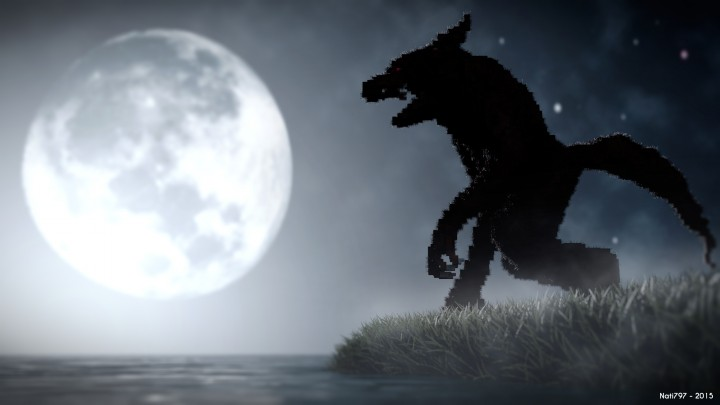 Werewolf we made for the MCBCON Spawn - Bonus