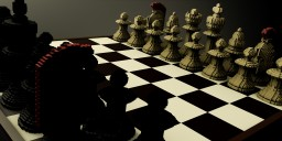 Chess Minecraft