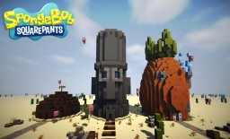 Bikini Bottom (SpongeBob SquarePants) DOWNLOAD!! Minecraft Map & Project