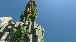 ~ Medieval / Fantasy Archer Tower ~ Minecraft Map & Project