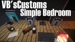 VB's Customs: Simple Bedroom Minecraft
